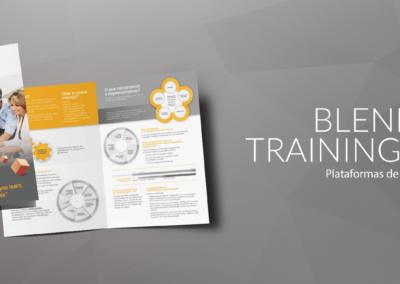 Blended Training System – Feira de Recursos Humanos