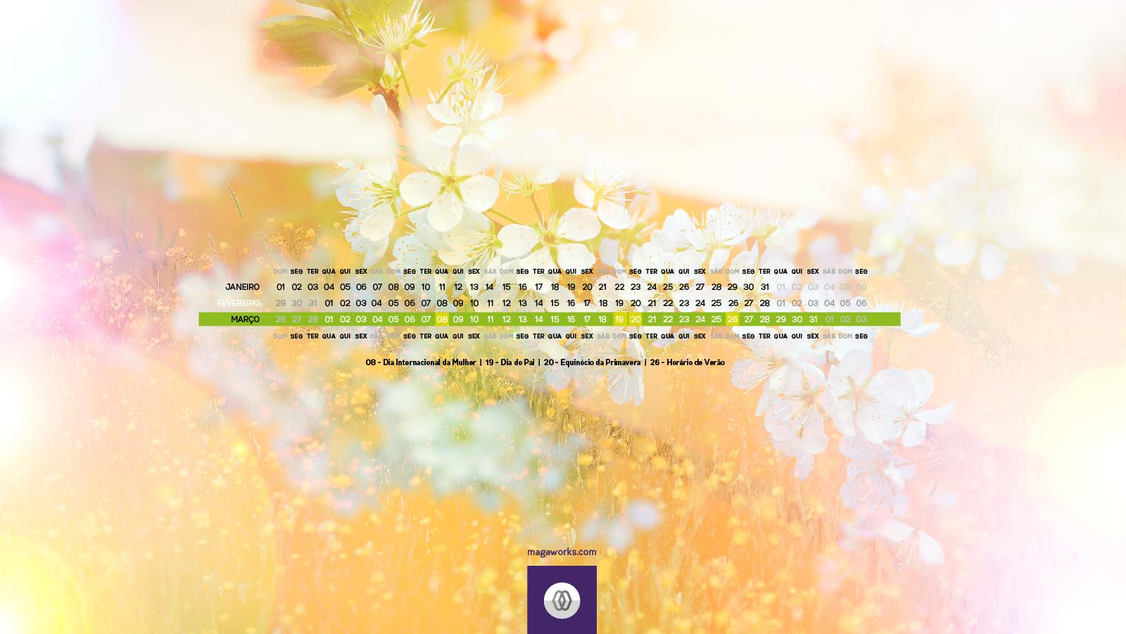 Desktop Março - 1600x900