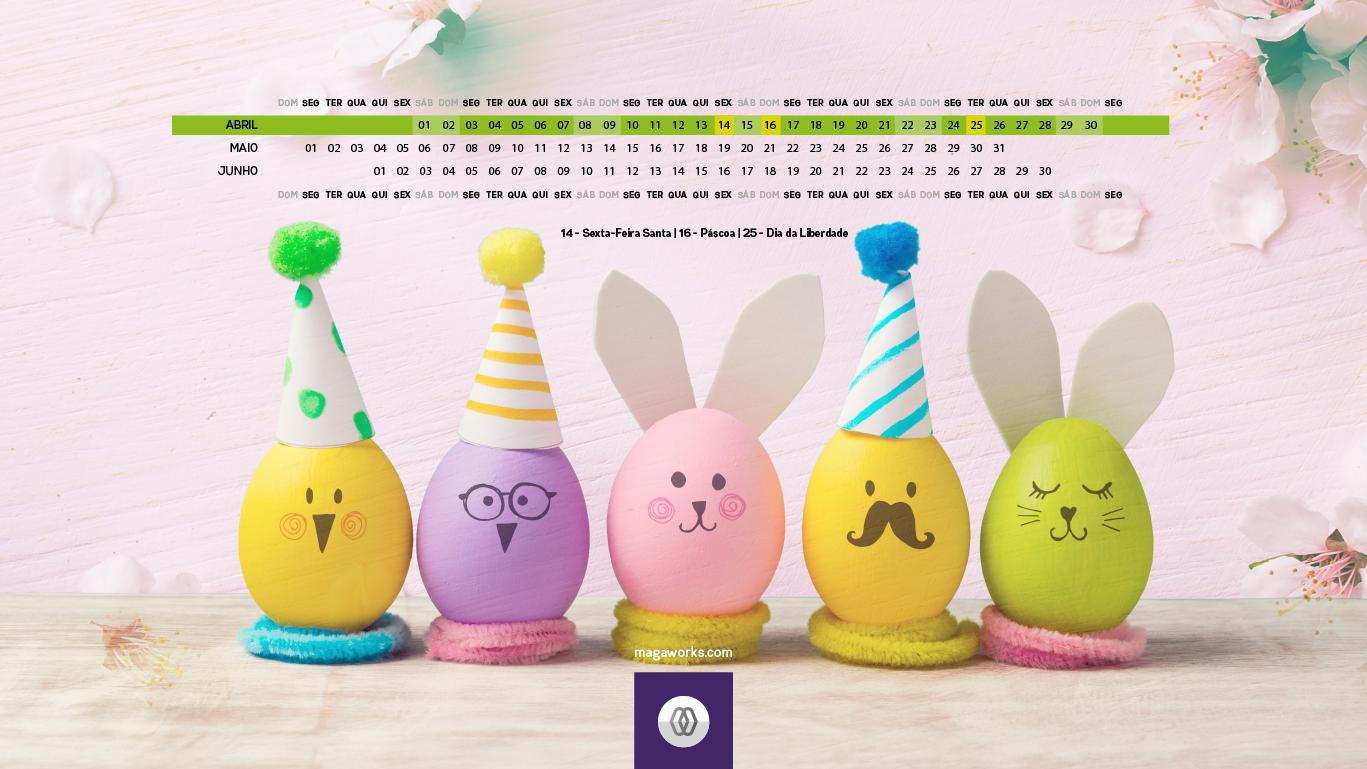 Desktop Abril - 1366x768