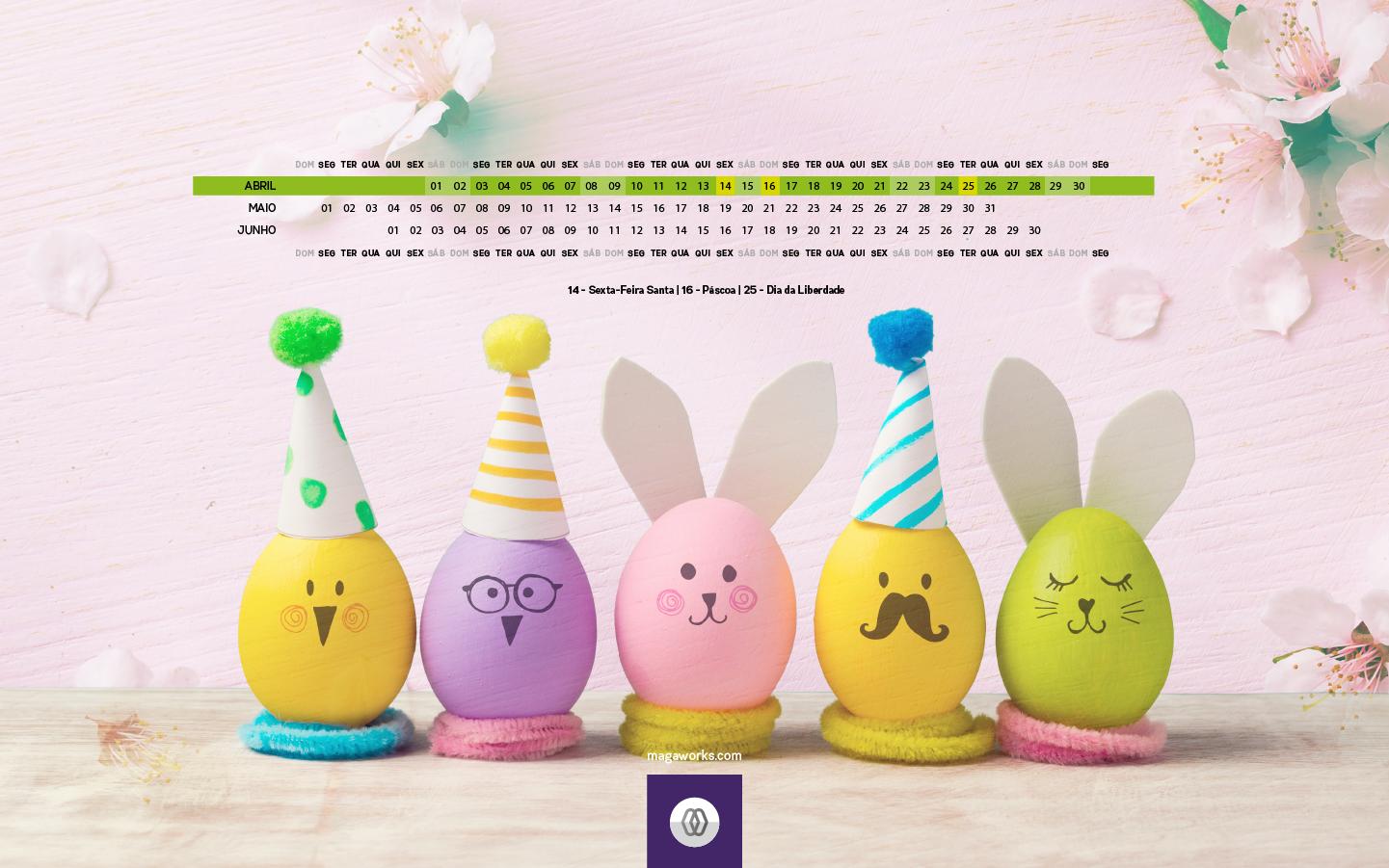 Desktop Abril - 1440x900