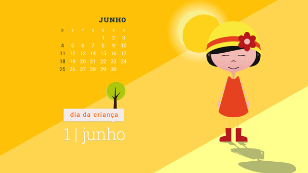 Desktop 1 de Junho - Dia da Criança - 1920x1080