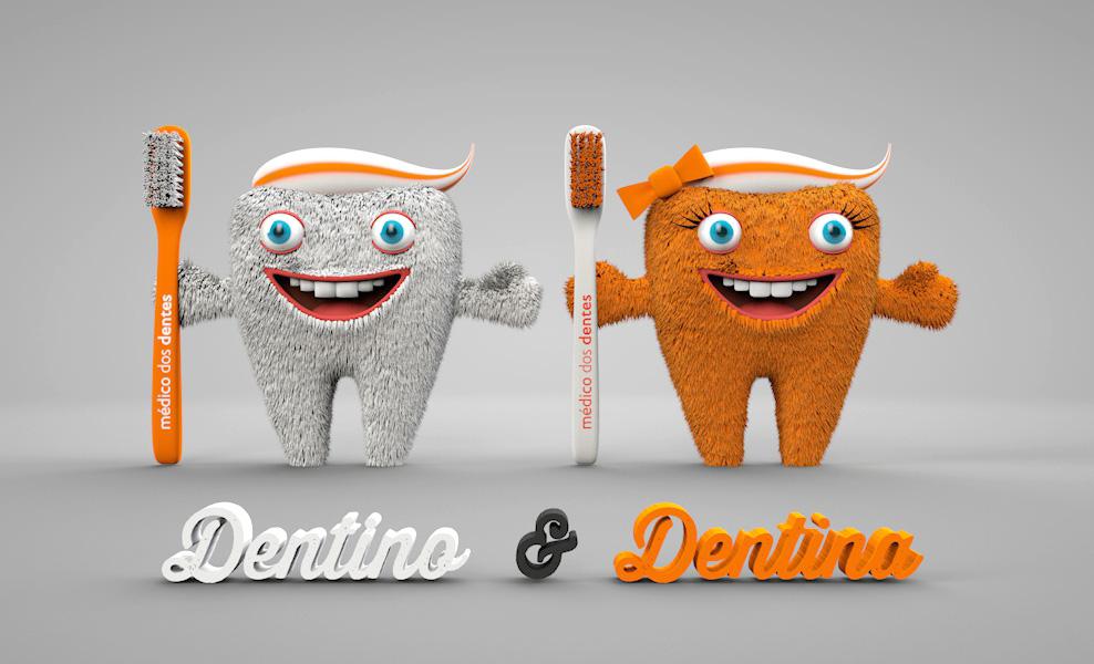 Dentino e Dentina