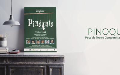 "Peça de Teatro ""Pinóquio"""