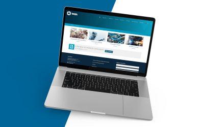 Website, Catálogo de produtos online, TM2A