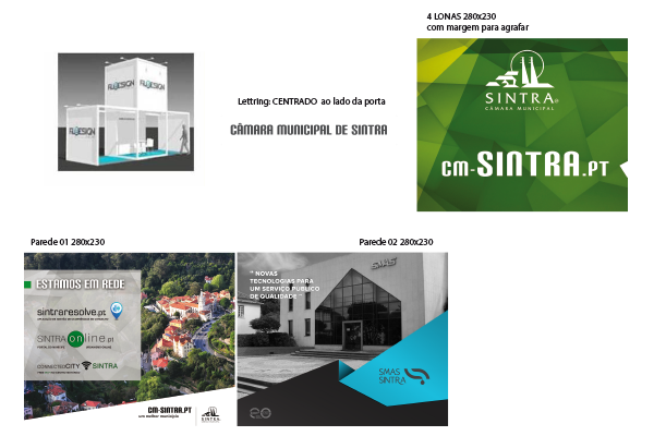 stand CM Sintra: Green Businness Week