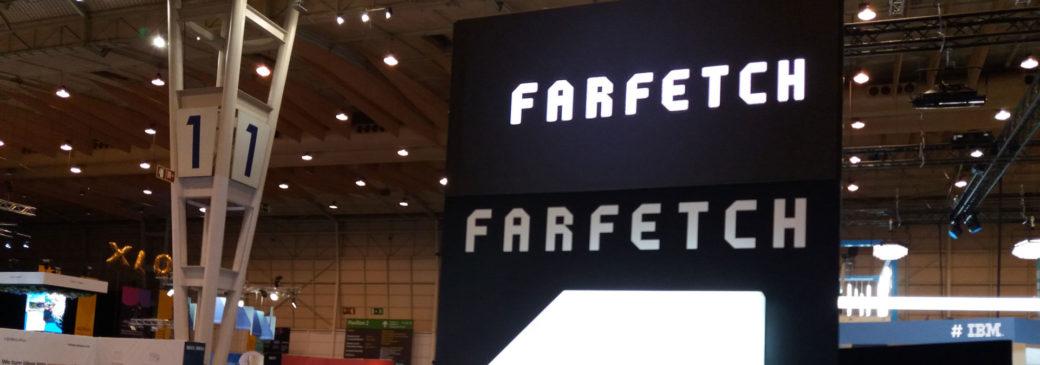 Farfetch na Websummit 2017