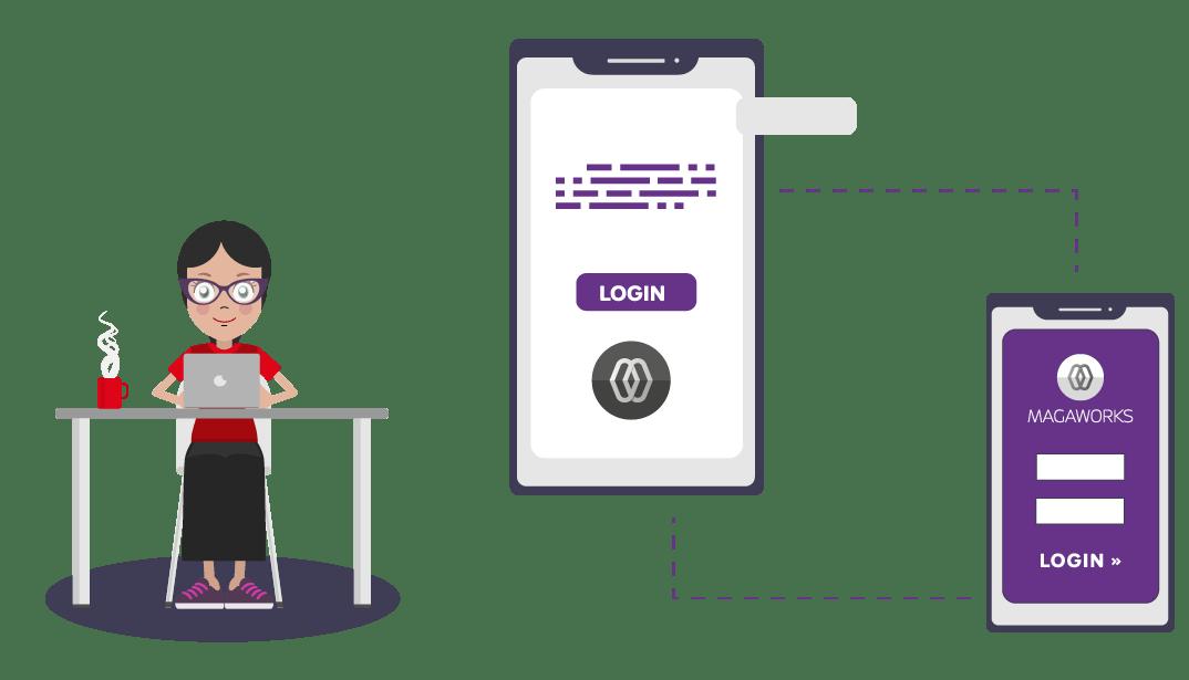 O potencial das aplicações mobile