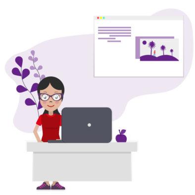 Programação de Landing Pages