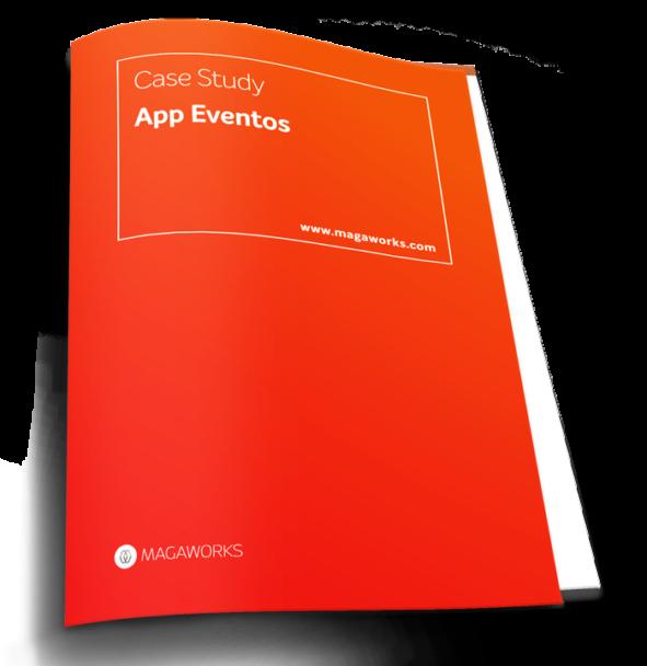 Caso de Sucesso - Mobile App de gestão de eventos