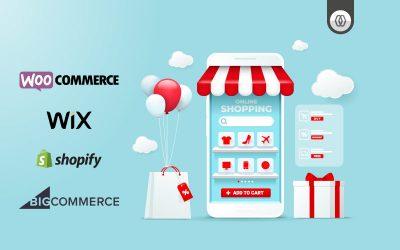 Qual a melhor plataforma para criar uma loja online