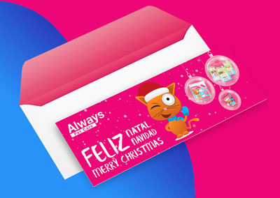Postal de Natal, Always Pet care
