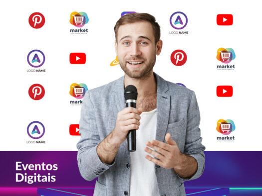 Sessões de vídeo para eventos digitais