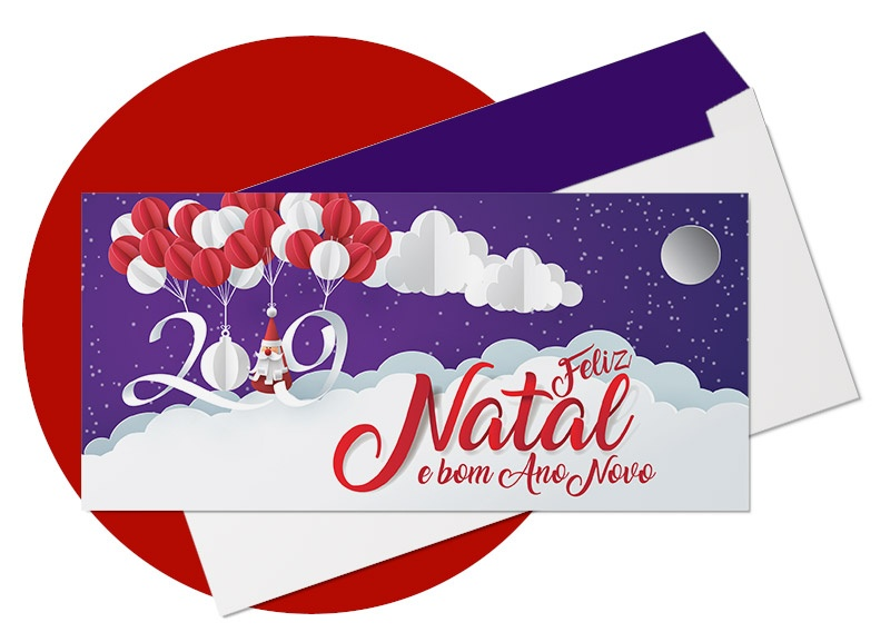 Postal de Natal MAGAWORKS 2018