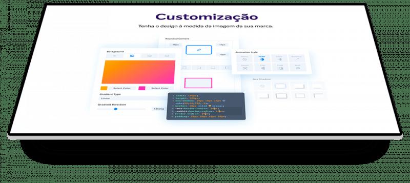 Customização de sites
