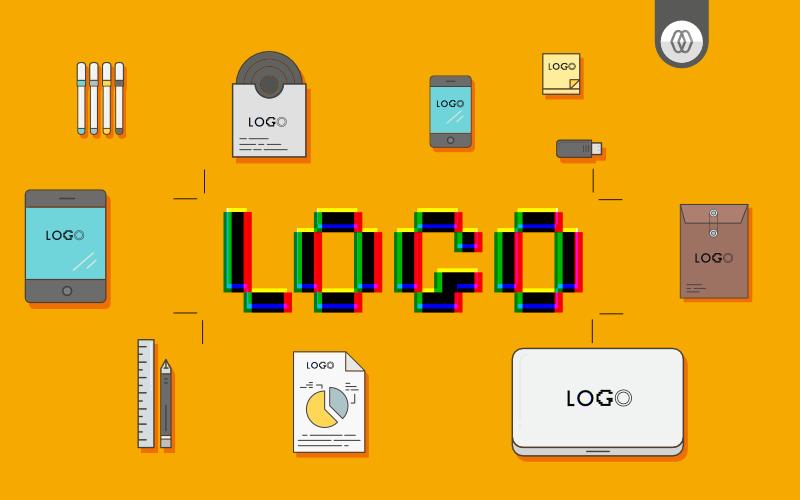 Variações de logotipo