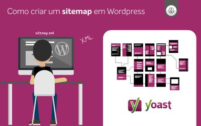 Como criar um sitemap em WordPress