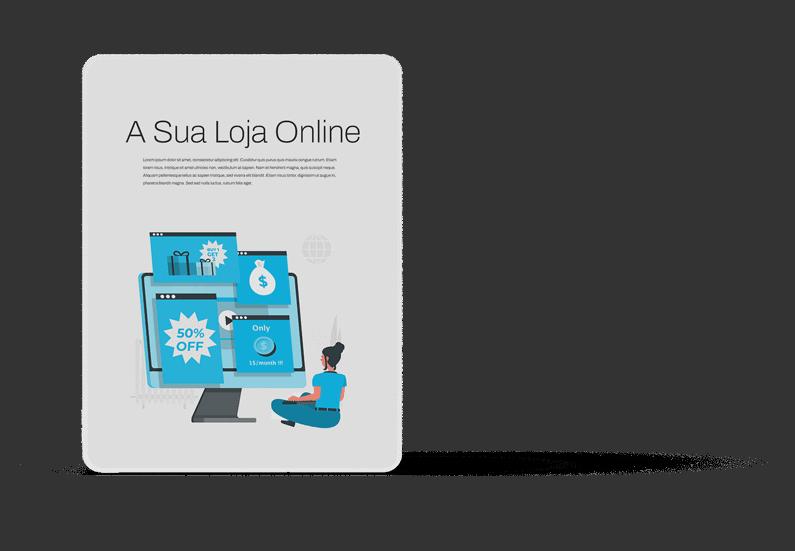 Criação de Lojas Online intuitivas