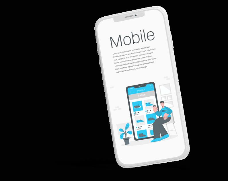 Criação de Lojas Online Mobile Friendly